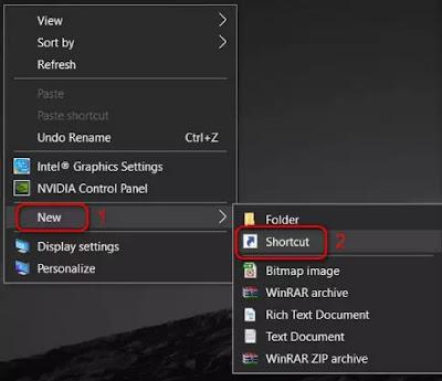 Cara Shutdown Otomatis di Windows 10-4