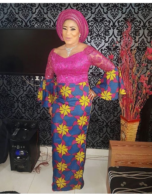 Latest fashion in gown ankara styles insurancs, insuirance, Insurance