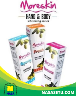 MORESKIN Hand and Body Oil Sporty