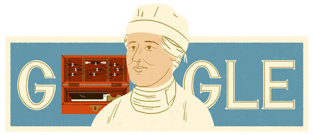 Louisa Aldrich-Blake's 154th Birthday, Google Doodle Today
