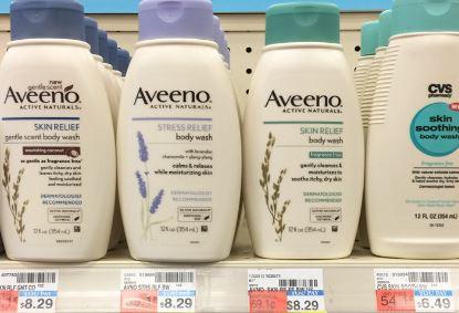 Aveeno Body Wash CVS Deal 915-921