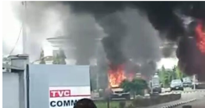 'They came to destroy, not to kill' — witness recounts mob attack at TVC HQ