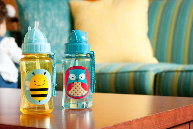 Our favorite sippy cups by Skip Hop