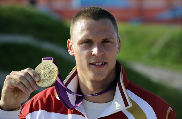 Марис Штромбергс (Māris Štrombergs) олимпиец сборнорй Латвии