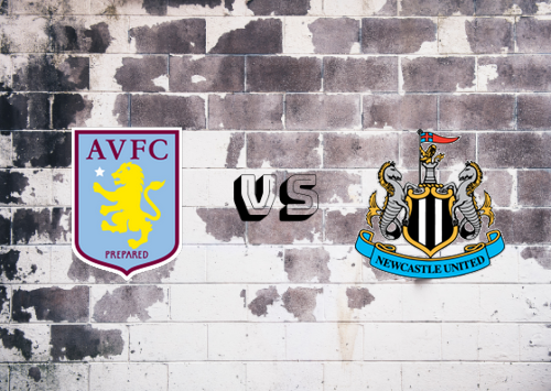 Aston Villa vs Newcastle United  Resumen