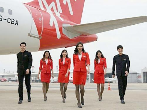 Penerbangan Air Asia Jakarta ke Manila