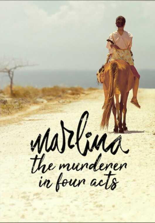 Poster film marlina membunuh ketakutan