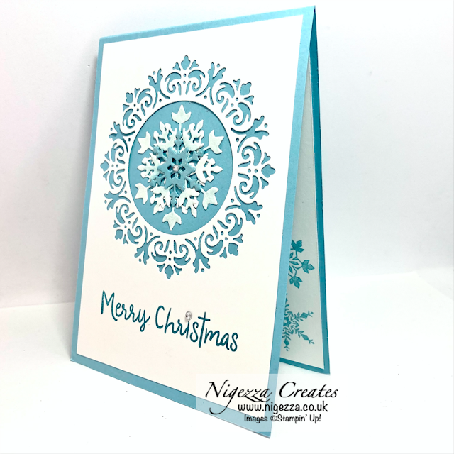 Stampin' For Christmas monthly blog hop - July