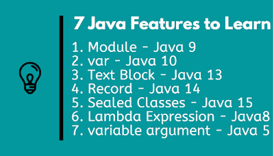Top 5 Java features to Learn in 2021