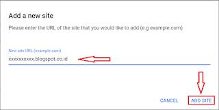 Menambah Blog Baru Ke Google Adsense