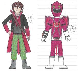 Bakemono Sentai Halloweenger The Movie: Ameaça na terra dos monstros! –ft. Super Sentai. Parte 7