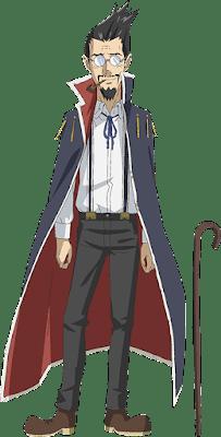 """Mostrados nuevos personajes para el anime """"Muhyo to Roji no Mahouritsu Sodan Jimusho"""""""