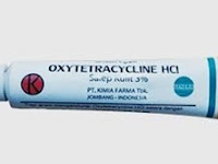 Oxytetracycline - kegunaan, Dosis, Efek samping