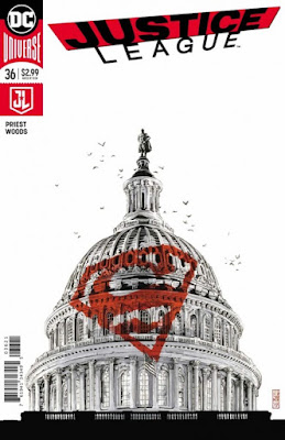 Justice League #36
