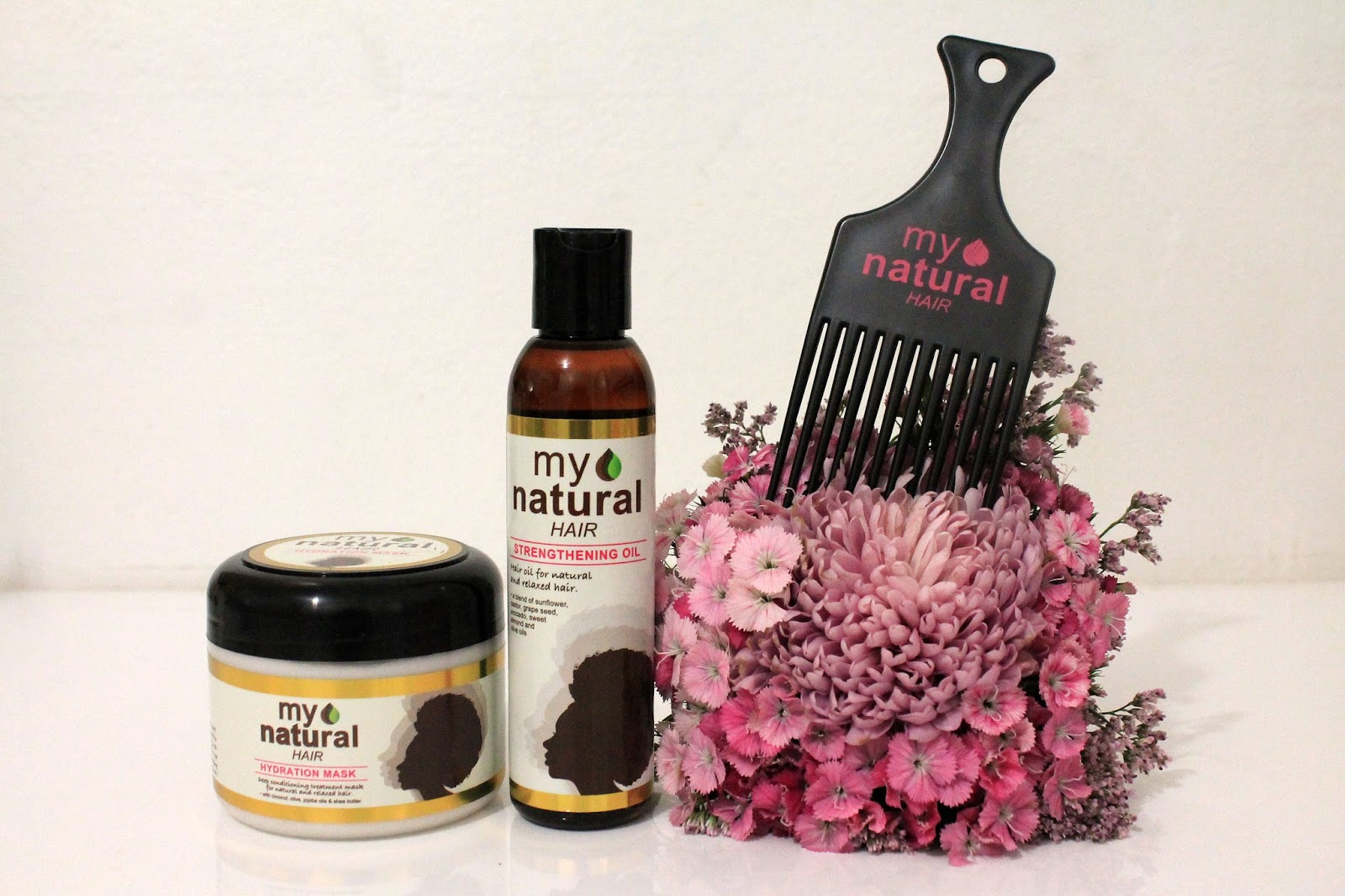 Natural Hair Styling Tools: Channi Chic*: Top 5 Natural Hair Products