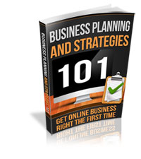 Business Planning and Strategies 101 200