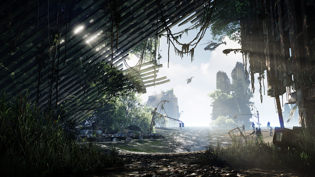 crysis 3 HD Wallpaper
