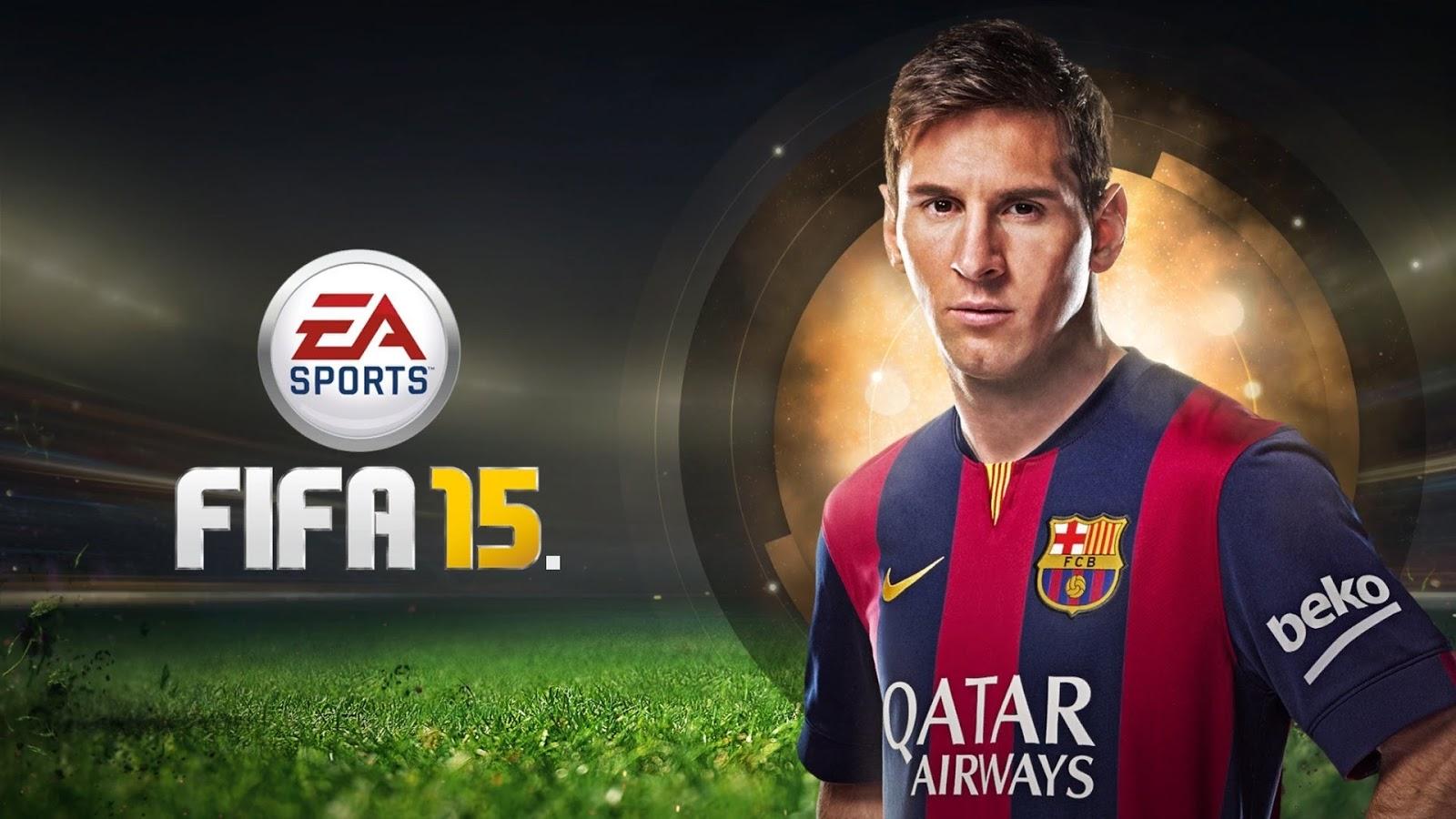 FIFA 15 Crack Latest 2016 Full Version