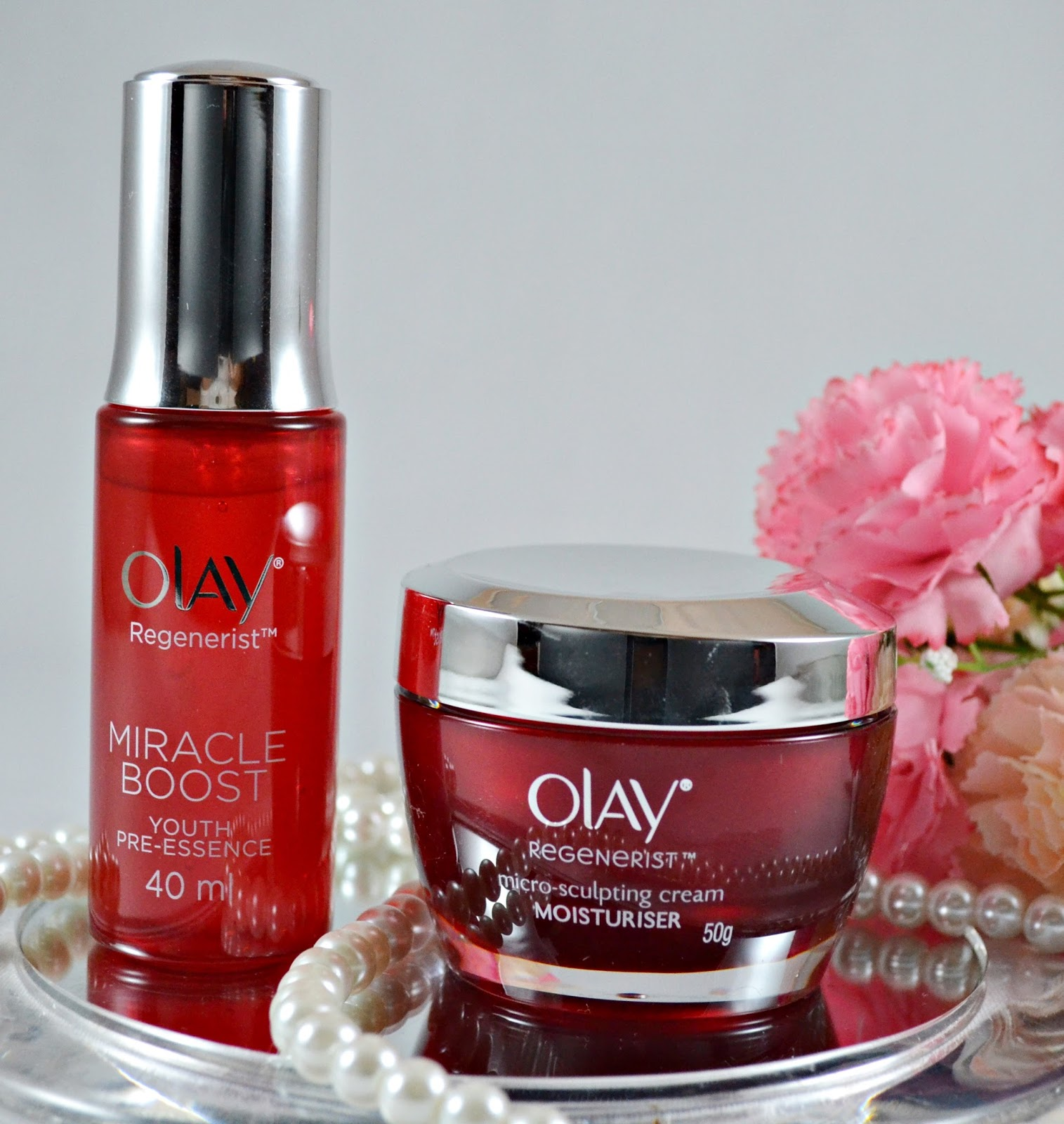 Product Review Olay Regenerist Miracle Boost And Micro Sculpting Revitalising Cream Cleansing Now How Do We Use This