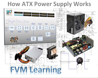 How Switched Mode Power Supply Works - SMPS - ATX