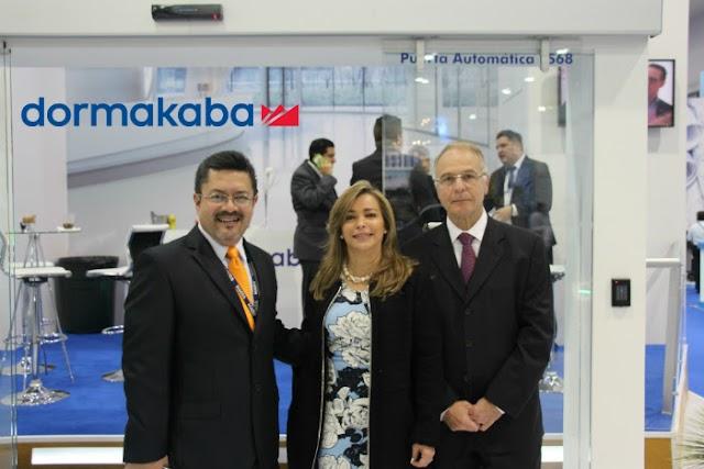 dorma+kaba presente en Expo CIHAC 2016