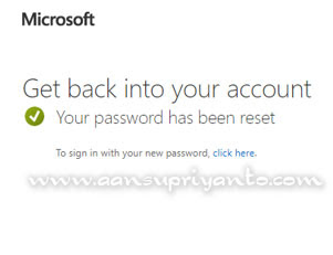 Cara Reset Password Akun Office 365 jatengpintar.id