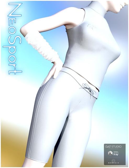 NeoSport for Genesis 3 Female