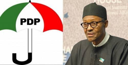 PDP welcomes Buhari's Declaration To Jail Treasury looters