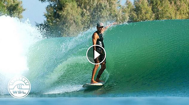Gerry Lopez Gets First Crack at Kelly Slater s Left