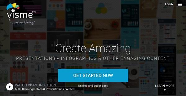 situs pembuat desain infografis