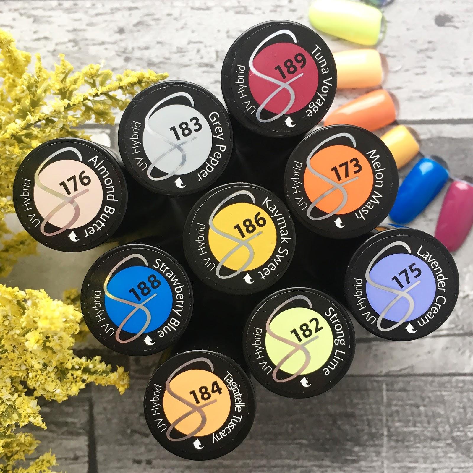 Flavours - nowa kolekcja lakierów Semilac