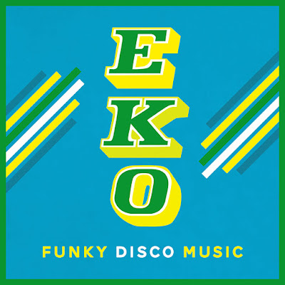 EKO - Funky disco music reissue 12