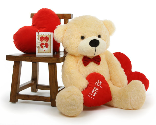 Happy Teddy Day 2017 Pics