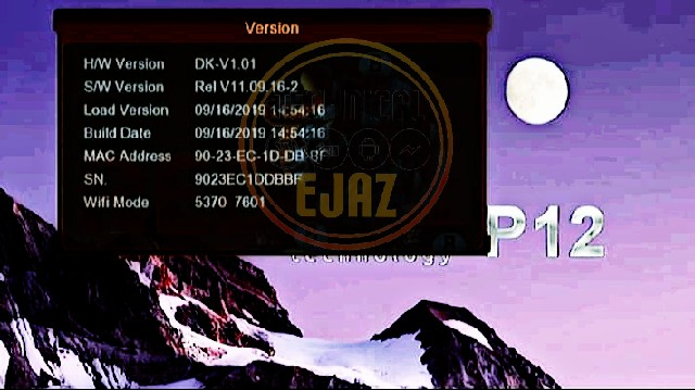 DK V1.01 NEW PoWERVU KEYS SOFTWARE SEPTEMBER 2019