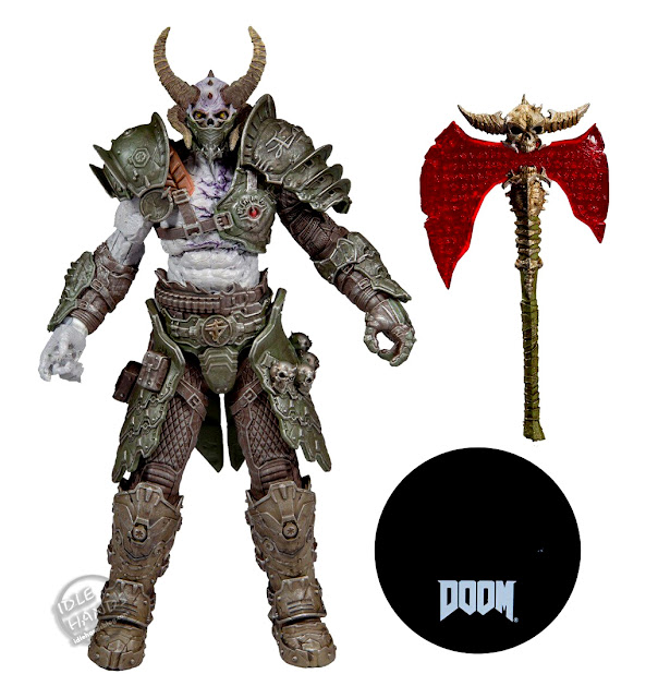 Toy Fair 2020 McFarlane Toys Doom Marauder Action Figure