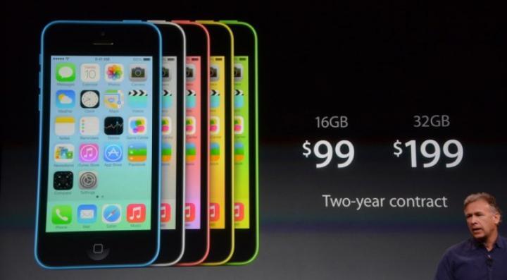 Setelah selama ini hanya menjadi perbincangan di dunia maya kini akhirnya  Apple telah resmi menghadirkan iPhone versi murah yaitu iPhone 5C dalam  acara ... b3c1a1ee14