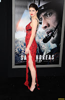 Alexandra Daddario - San Andreas premiere in Hollywood 05/26/15