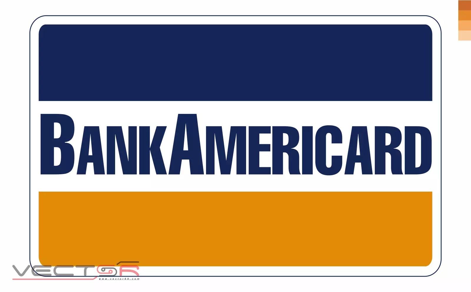 BankAmericard Logo - Download Vector File AI (Adobe Illustrator)