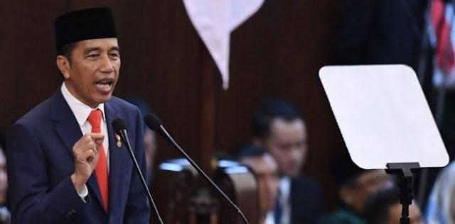Iwan Sumule: Pidato Jokowi Hanya Jual Mimpi