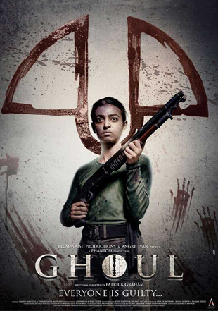 Ghoul 2018 Complete S01 Full Hindi Episode Download HDRip 720p ESub