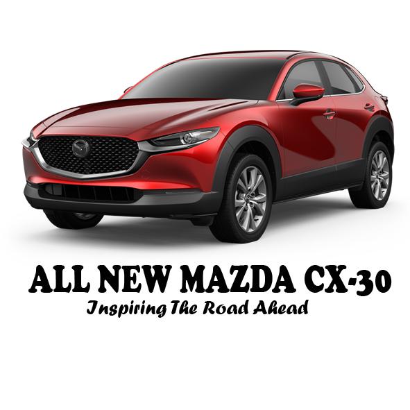 All New Mazda CX-30