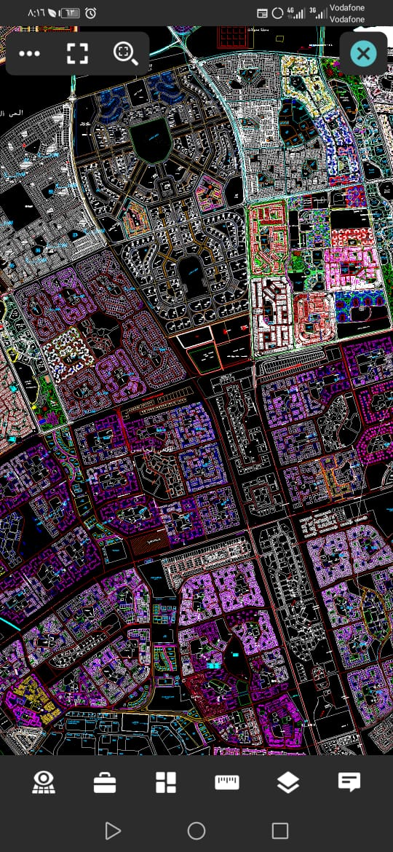 خريطة العاشر من رمضان بالقمر الصناعي