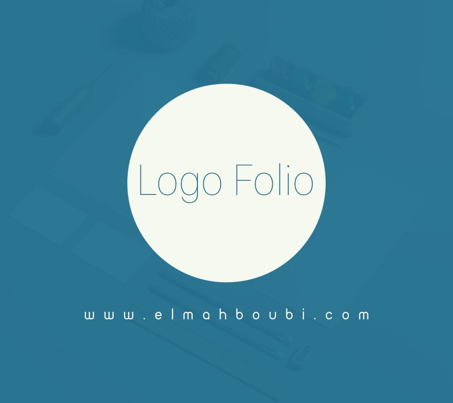 أعمالي : Logo Folio - معرض الشعارات