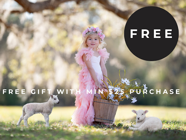 Spring Sale + Free Gift with purchase