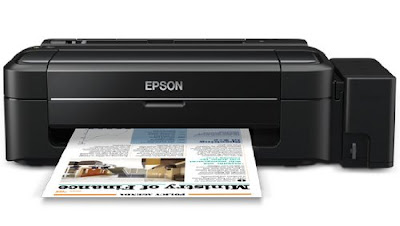 single function printer is compactly designed to take up lesser space than its predecesso Epson L300 Printer Driver Downloads