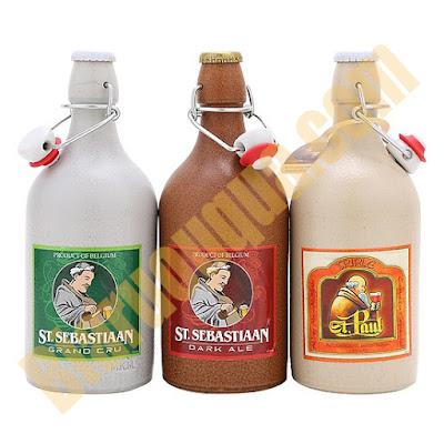 Bia thầy tu ST.Sebastiaan Bỉ nhập khẩu