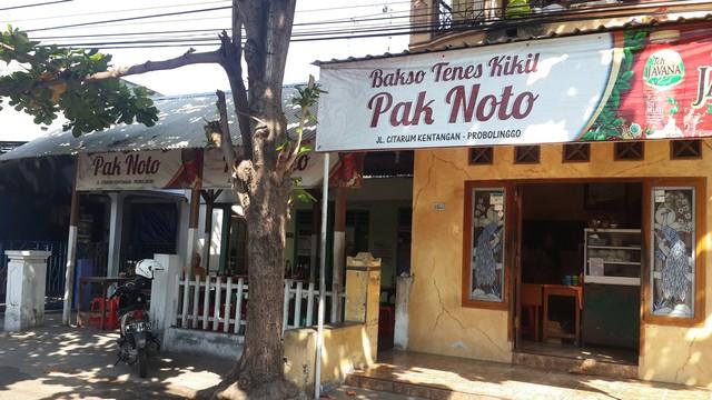 Bakso Terdekat dari Pusat Kota Probolinggo