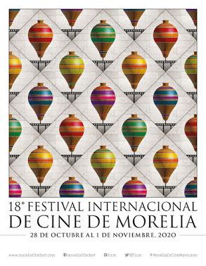 18°FESTIVAL INTERNACIONAL DE CINE DE  MORELIA  MORELIA, MICHOACÁN, MÉXICO  (MEXICAN TOYS IN MOVEMENT)  ARTIST: RODRIGO TOLEDO