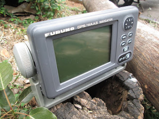 GPS FURUNO GP-32 WAAS Navigator Seken Mulus Murah