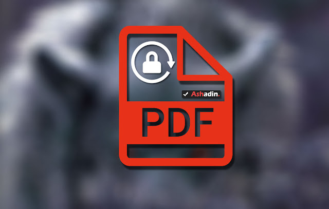 √ Cara mengunci File PDF dengan mudah dan gratis